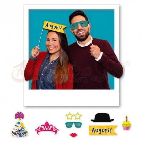 photo booth per compleanno