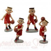 Cake Toppers Giocatore Basket
