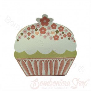 Scatolina cup cake