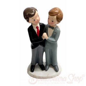 sposi cake toppers